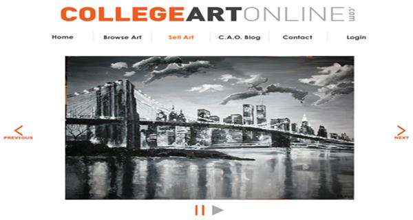 10 places to sell your art online for Sites to sell art