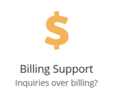 Billing Support